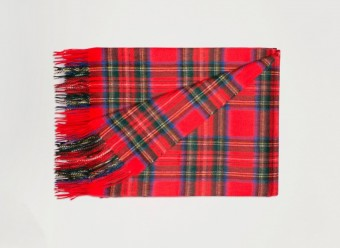 Begg-Kashmir-Plaid-Arran-Tartan-Royal-Stewart