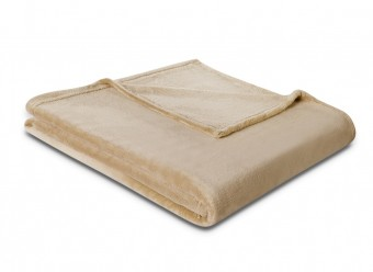 Biederlack-Plaid-Soft-&-Cover-beige