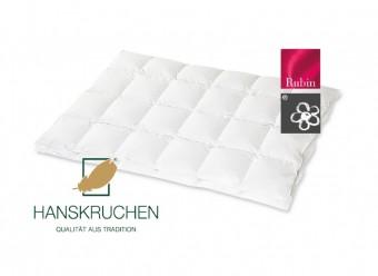 Hanskruchen-Daunen-Bettdecke-Rubin-Leicht