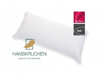 Hanskruchen-Kissen-Rubin-fest