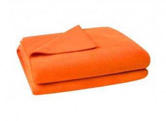 Zoeppritz-Kuscheldecke-Soft-Fleece-amber