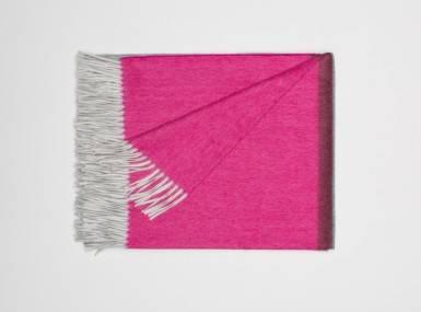 Vorschaubild begg arran borderland plaid pink flannel