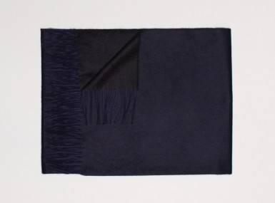 Vorschaubild begg arran reversible plaid navy black