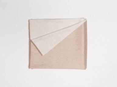 Vorschaubild begg vale reversible plaid white stone