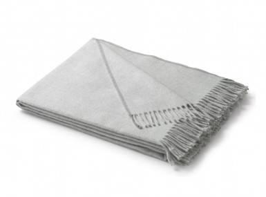 Vorschaubild biederlack baumwoll plaid silber