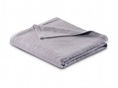 Vorschaubild biederlack bettueberwurf grey
