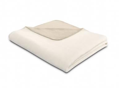 Vorschaubild biederlack duo cotton plaid ecru feder
