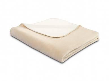 Vorschaubild biederlack duo cotton plaid mousse ecru
