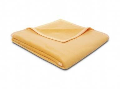 Vorschaubild biederlack pure cotton plaid gelb