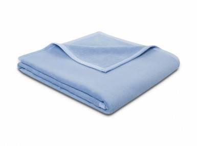 Vorschaubild biederlack pure cotton plaid hellblau