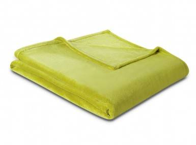 Vorschaubild biederlack soft cover plaid gruen