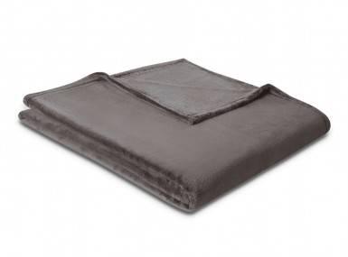 Vorschaubild biederlack soft cover plaid taupe