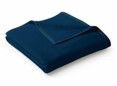 Vorschaubild biederlack uno cotton plaid dunkelblau