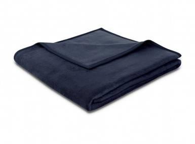 Vorschaubild biederlack uno soft plaid dunkelblau