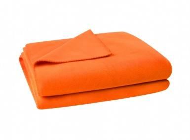 Vorschaubild zoeppritz soft fleece tagesdecke amber