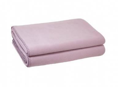 Vorschaubild zoeppritz soft fleece tagesdecke lavendel lila