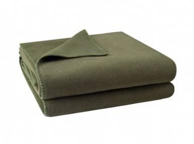 Vorschaubild zoeppritz soft fleece tagesdecke olive branch
