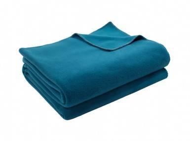 Vorschaubild zoeppritz soft fleece tagesdecke raw denim