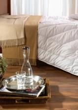 Bettdecken aus Kaschmir