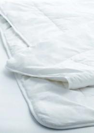 Bettdecken aus Seide